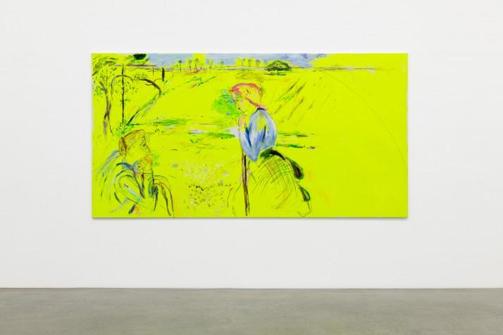 Reena Spaulings, Life at Sea, Galerie Neu, Berlin, 2020