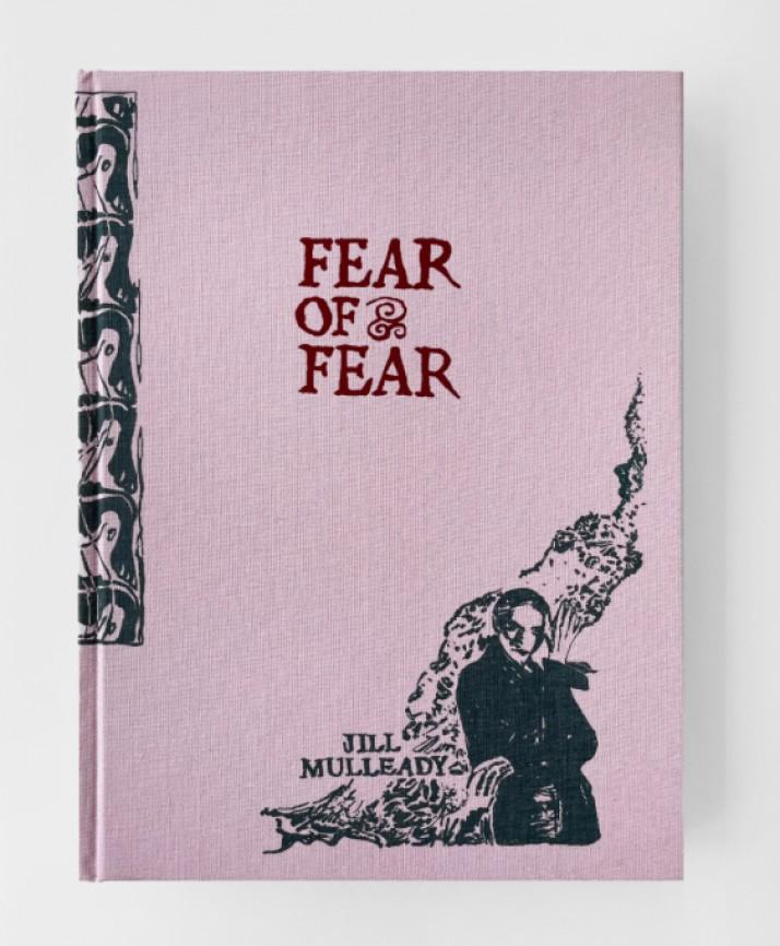 Jill Mulleady Fear of Fear Catalogue Kunsthalle Bern Book