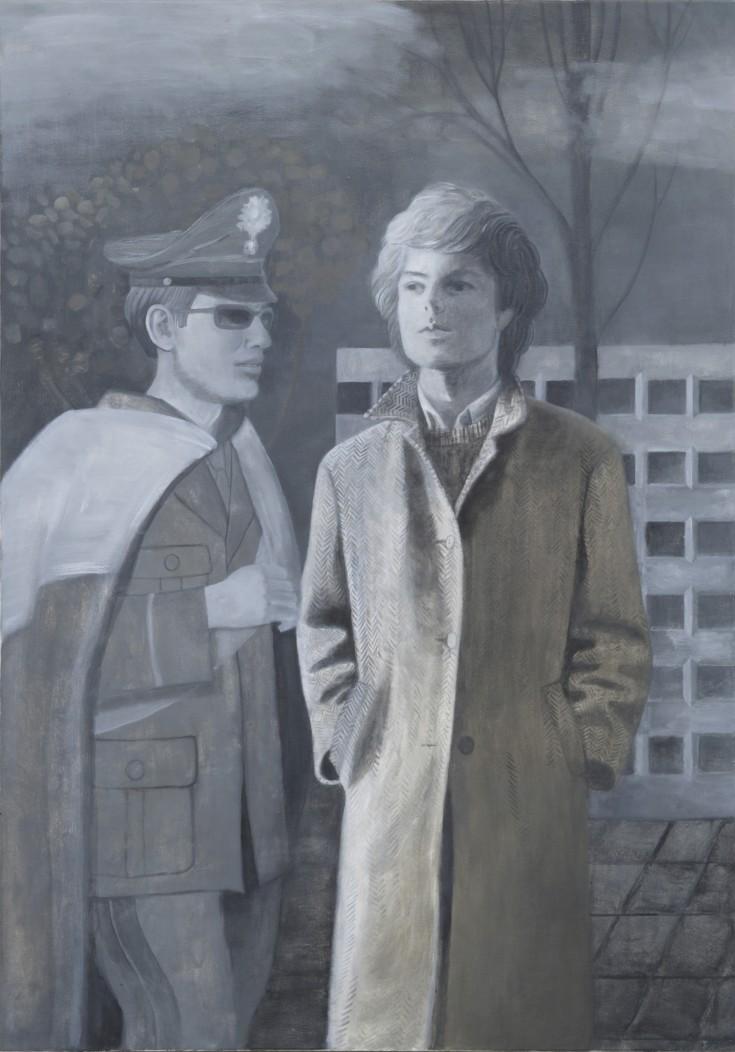 Birgit Megerle Das Phantom Galerie Neu - Birgit Megerle