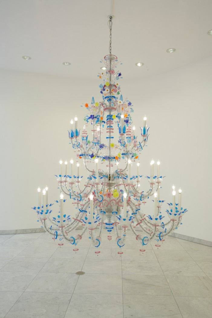 Cerith Wyn Evans Calibration and Sensitometry Galerie Neu - Cerith Wyn Evans