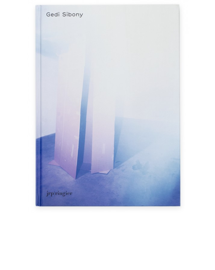 Gedi Simony First Monograph Galerie Neu