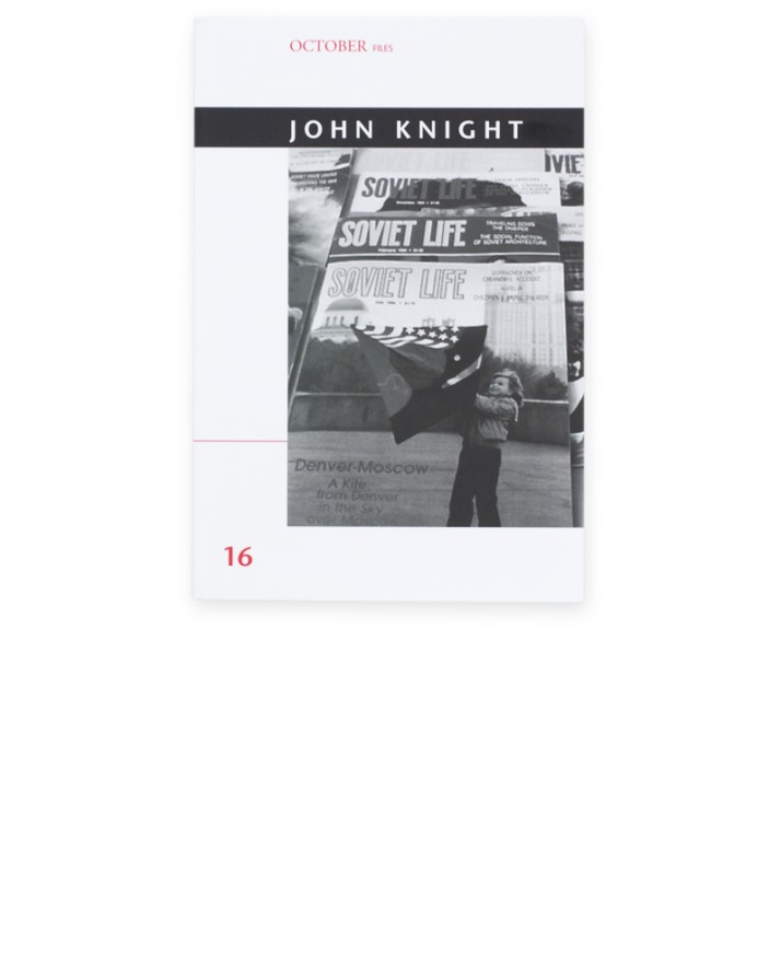 John Knight October Files Galerie Neu