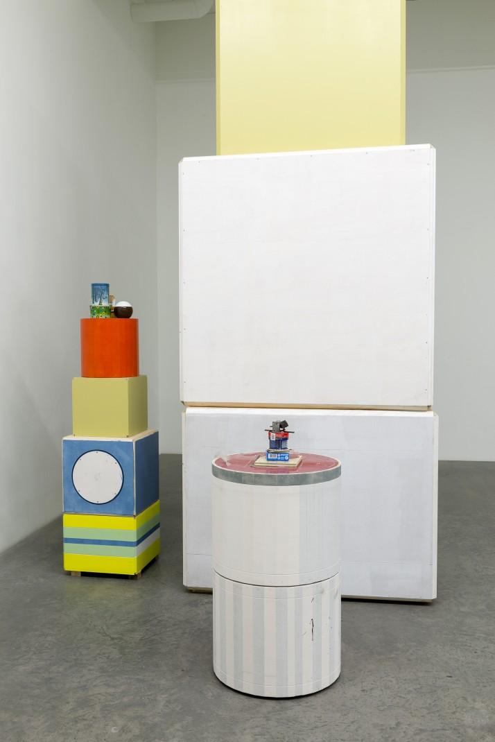 Manfred Bernie Teile Peile 01 Galerie Neu