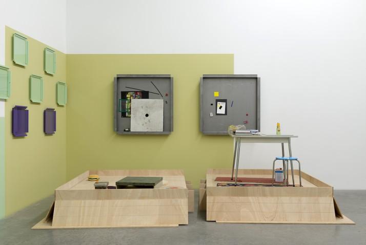 Manfred Bernie Teile Peile 02 Galerie Neu
