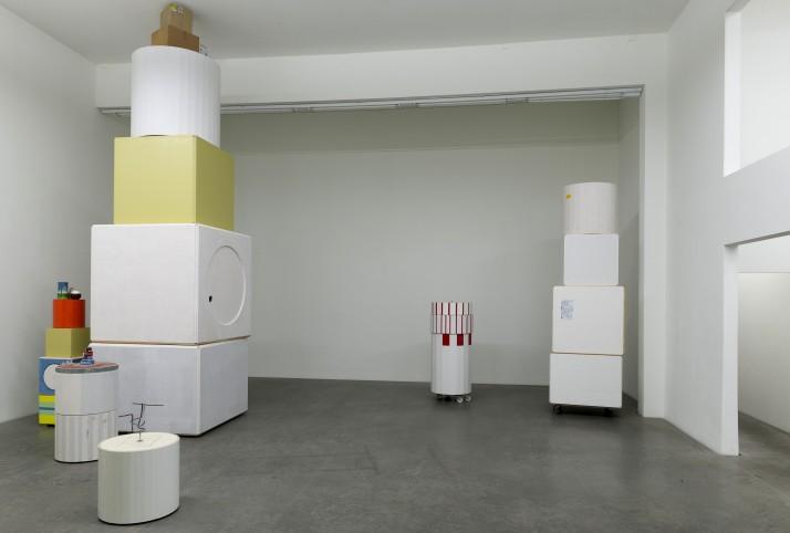 Manfred Bernie Teile Peile 03 Galerie Neu