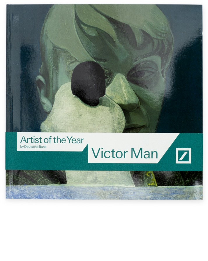 Victor Man Szindbad Artist of the Year 2014 Galerie Neu