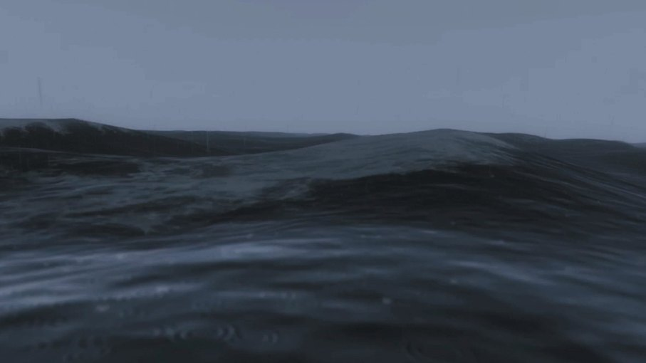 Sean Snyder Tableau Bateau, 2016  Video still, random loop played on hacked Sony XPERIA Ultra, duration variable
