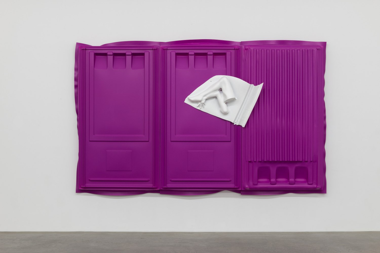 Andreas Slominski,transhumanistisch,Galerie Neu, 2017