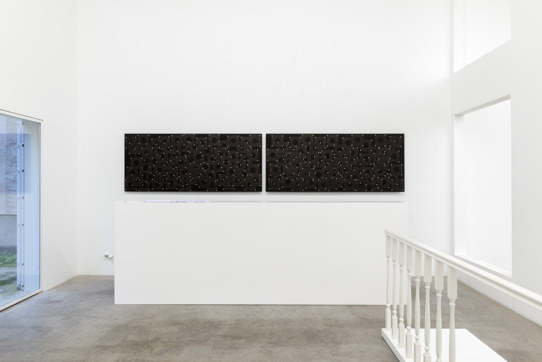 Tom Burr Abridged Installation view, Galerie Neu, Berlin 2017