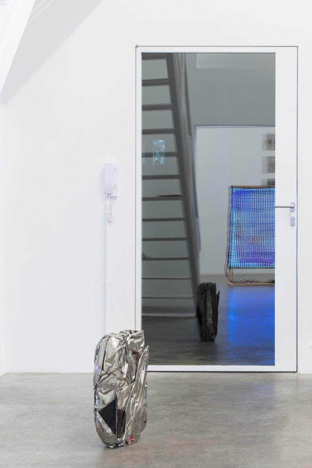 in search of characters… Installation view, Galerie Neu, Berlin 2017