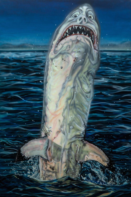 Jana Euler GWF 4, 2019 Acrylic on canvas, 300 x 200 cm