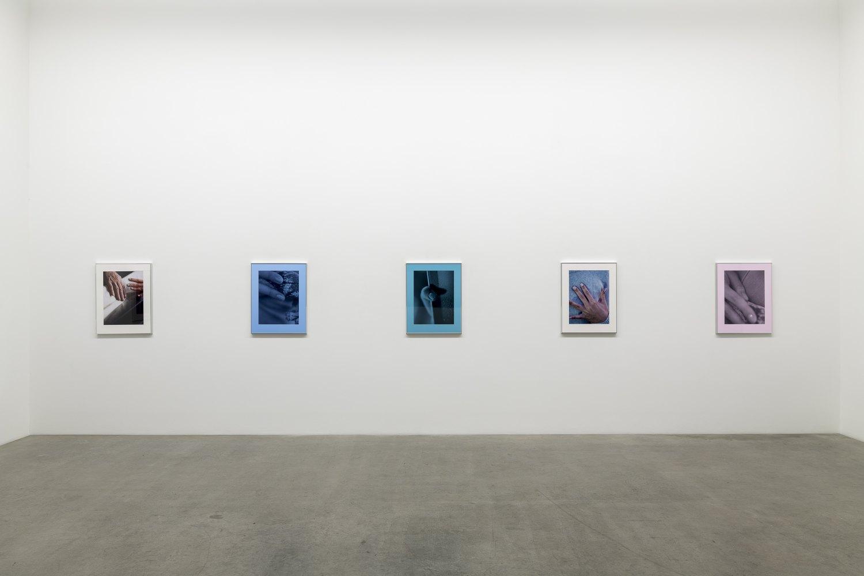 Installation view, Josephine Pryde,Exterior, Night, Day, Galerie Neu, Berlin 2020