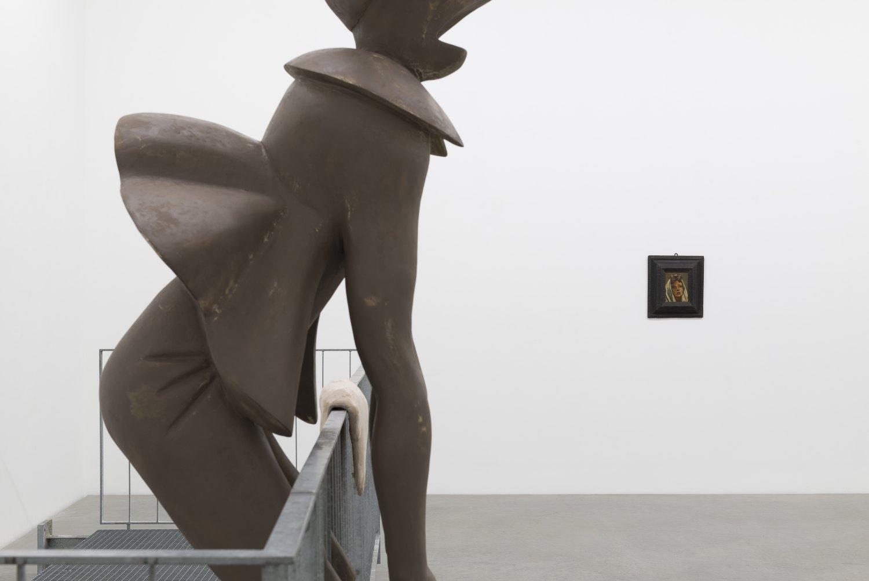 Die Fremde, 1998 Installation view, Galerie Neu, Berlin 2016