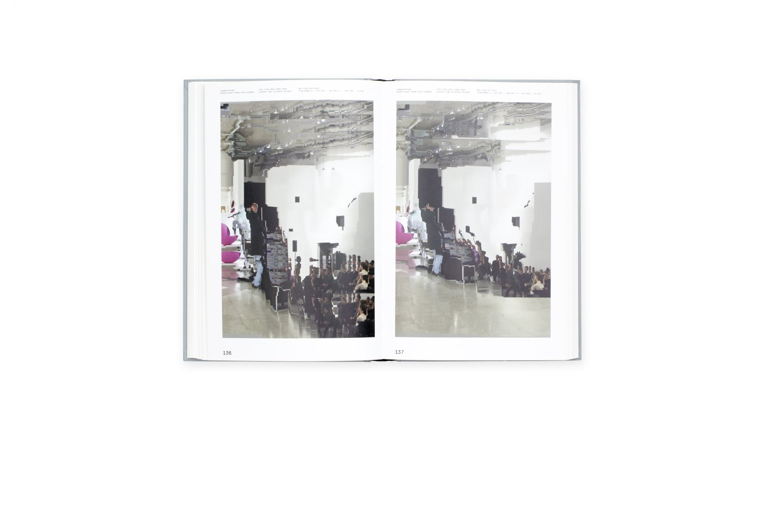 Florian Hecker,Chimerizations introd. by Catherine Wood, New York 2013, 304 p.  ISBN 978-0-98513-642-0