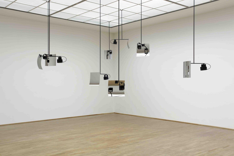 Florian Hecker,Event, Stream, Object Installation view, MMK - Museum für Moderne Kunst, Frankfurt 2010