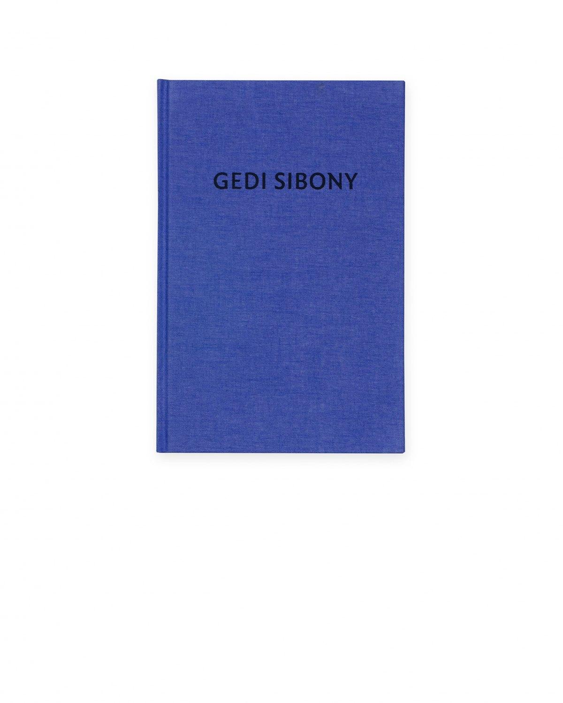 Gedi Sibony, 55 Years ed. by Douglas Hyde Gallery, Dublin 2014, 32 p.  ISBN 978-1-90539-747-1