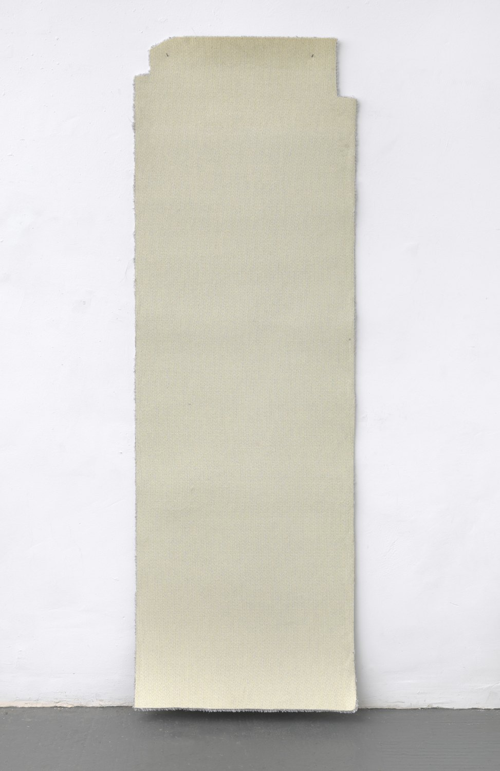 Gedi Sibony   Untitled, 2011    Carpet,  269 × 86.5 cm