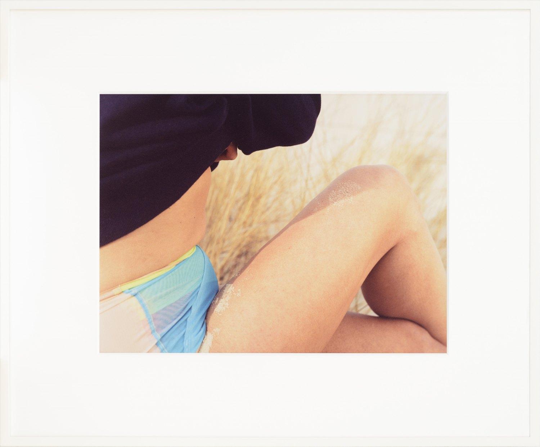 Josephine Pryde  Knickers I, 2014    C-print,  48 × 57cm